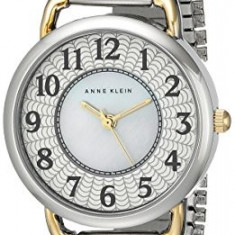 Anne Klein Women's 109111MPTI Two-Tone Dress | 100% original, import SUA, 10 zile lucratoare af22508 - Ceas dama Anne Klein, Elegant, Quartz, Analog