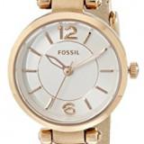 Fossil Women's ES3745 Georgia Gold-Tone Stainless | 100% original, import SUA, 10 zile lucratoare af22508 - Ceas dama Fossil, Analog