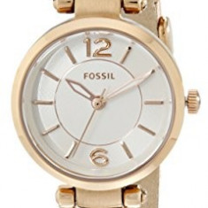 Fossil Women's ES3745 Georgia Gold-Tone Stainless | 100% original, import SUA, 10 zile lucratoare af22508 - Ceas dama Fossil, Casual, Quartz, Analog