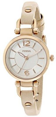 Fossil Women's ES3745 Georgia Gold-Tone Stainless | 100% original, import SUA, 10 zile lucratoare af22508 foto
