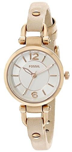 Fossil Women's ES3745 Georgia Gold-Tone Stainless | 100% original, import SUA, 10 zile lucratoare af22508 foto mare