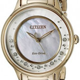 Citizen Women's EM0382-86D Circle of Time | 100% original, import SUA, 10 zile lucratoare af22508 - Ceas dama Citizen, Analog