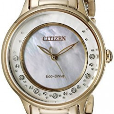 Citizen Women's EM0382-86D Circle of Time | 100% original, import SUA, 10 zile lucratoare af22508 - Ceas dama Citizen, Analog