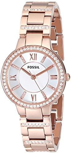 Fossil Women's ES3284 Virginia Three Hand | 100% original, import SUA, 10 zile lucratoare af22508 foto mare