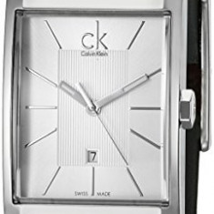 Calvin Klein Women's K2M23126 Window Stainless | 100% original, import SUA, 10 zile lucratoare af22508 - Ceas dama Calvin Klein, Fashion, Quartz, Analog