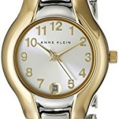 Anne Klein Women's 10-6777SVTT Two-Tone Dress | 100% original, import SUA, 10 zile lucratoare af22508 - Ceas dama Anne Klein, Analog
