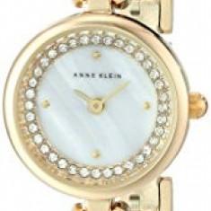 Anne Klein Women's AK 1688MPGB Swarovski | 100% original, import SUA, 10 zile lucratoare af22508 - Ceas dama Anne Klein, Analog
