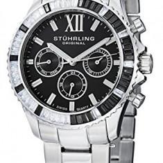Stuhrling Original Women's 591 02 Vogue   100% original, import SUA, 10 zile lucratoare af22508 - Ceas dama Stuhrling, Analog