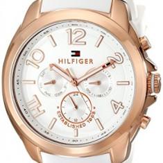 Tommy Hilfiger Women's 1781388 Rose Gold | 100% original, import SUA, 10 zile lucratoare af22508 - Ceas dama Tommy Hilfiger, Casual, Quartz, Silicon, Analog