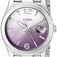 Fossil Women's ES3778 Perfect Boyfriend Analog | 100% original, import SUA, 10 zile lucratoare af22508 - Ceas dama Fossil, Casual, Quartz