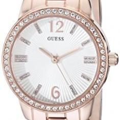 GUESS Women's U0568L3 Iconic Rose Gold-Tone | 100% original, import SUA, 10 zile lucratoare af22508 - Ceas dama Guess, Analog