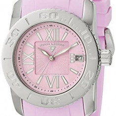Swiss Legend Women's 10114-015 Commander Pink | 100% original, import SUA, 10 zile lucratoare af22508 - Ceas dama Swiss Legend, Casual, Quartz, Analog