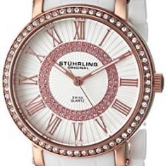 Stuhrling Original Women's 630 03 Orchestra   100% original, import SUA, 10 zile lucratoare af22508 - Ceas dama Stuhrling, Analog
