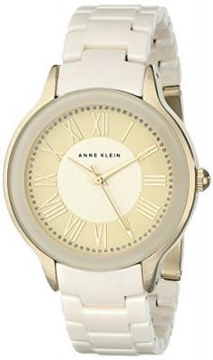Anne Klein Women's AK 1948IVGB Gold-Tone   100% original, import SUA, 10 zile lucratoare af22508 foto