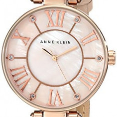 Anne Klein Women's 10 9918RGLP Rose | 100% original, import SUA, 10 zile lucratoare af22508 - Ceas dama Anne Klein, Elegant, Quartz, Analog