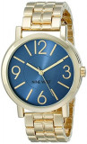 Nine West Women's NW 1694BLGB Blue | 100% original, import SUA, 10 zile lucratoare af22508, Casual, Quartz, Analog, Nine West