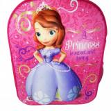 Ghiozdane 3D Disney Printesa SOFIA.