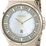 Seiko Women's SXDG14 Matrix Analog Display | 100% original, import SUA, 10 zile lucratoare af22508 - Ceas dama Seiko, Elegant, Quartz