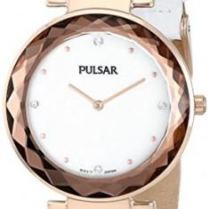 Pulsar Women's PM2084 Night Out Analog | 100% original, import SUA, 10 zile lucratoare af22508 - Ceas dama Pulsar, Elegant, Quartz