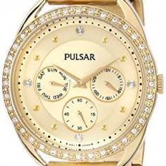 Pulsar Women's PP6178 Analog Display Japanese | 100% original, import SUA, 10 zile lucratoare af22508 - Ceas dama Pulsar, Elegant, Quartz