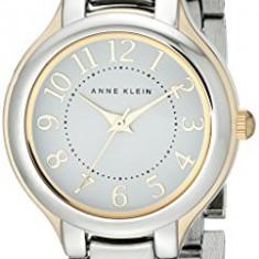 Anne Klein Women's AK 2009WTTT Easy | 100% original, import SUA, 10 zile lucratoare af22508 - Ceas dama Anne Klein, Elegant, Quartz, Analog
