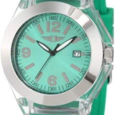 I by Invicta Women's IBI-10068-003 Green | 100% original, import SUA, 10 zile lucratoare af22508 - Ceas dama Invicta, Analog