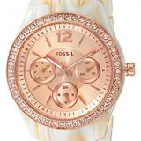 Fossil Women's ES3578 Stella Multifunction Pearlized | 100% original, import SUA, 10 zile lucratoare af22508 - Ceas dama Fossil, Casual, Quartz, Analog