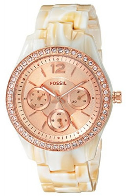Fossil Women's ES3578 Stella Multifunction Pearlized | 100% original, import SUA, 10 zile lucratoare af22508 foto