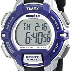 Timex Women's T5K8129J Ironman Rugged 30 | 100% original, import SUA, 10 zile lucratoare af22508 - Ceas dama Timex, Sport, Quartz, Electronic