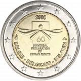 BELGIA 2 euro comemorativa 2008 - UNC