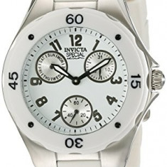 Invicta Women's 18786 Angel Stainless Steel | 100% original, import SUA, 10 zile lucratoare af22508 - Ceas dama Invicta, Casual, Quartz, Otel, Silicon, Analog