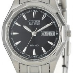 Citizen Women's EW3140-51E Eco-Drive Stainless Steel | 100% original, import SUA, 10 zile lucratoare af22508 - Ceas dama Citizen, Elegant, Analog