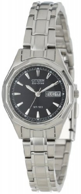 Citizen Women's EW3140-51E Eco-Drive Stainless Steel | 100% original, import SUA, 10 zile lucratoare af22508 foto