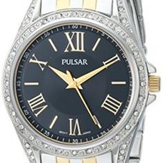 Pulsar Women's PG2005 Analog Display Japanese | 100% original, import SUA, 10 zile lucratoare af22508 - Ceas dama