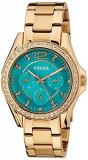 Fossil Women's ES3385 Riley Multifunction Rose   100% original, import SUA, 10 zile lucratoare af22508, Casual, Quartz, Analog