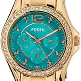 Fossil Women's ES3385 Riley Multifunction Rose | 100% original, import SUA, 10 zile lucratoare af22508 - Ceas dama Fossil, Analog