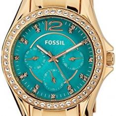 Fossil Women's ES3385 Riley Multifunction Rose   100% original, import SUA, 10 zile lucratoare af22508 - Ceas dama Fossil, Casual, Quartz, Analog