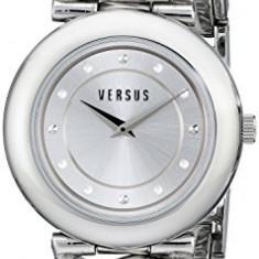 Versus by Versace Women's SOE010014 Brickell | 100% original, import SUA, 10 zile lucratoare af22508 - Ceas dama Versace, Casual, Quartz, Otel, Analog