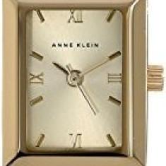 Anne Klein Women's 10 4898CHCB Rectangular | 100% original, import SUA, 10 zile lucratoare af22508 - Ceas dama Anne Klein, Analog