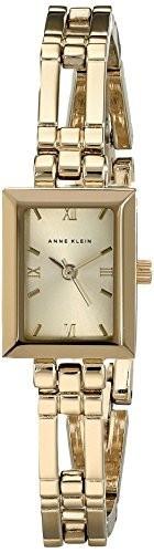 Anne Klein Women's 10 4898CHCB Rectangular | 100% original, import SUA, 10 zile lucratoare af22508 foto mare