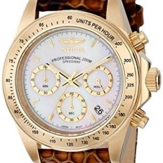 Invicta Women's 18362 Speedway Analog Display | 100% original, import SUA, 10 zile lucratoare af22508 - Ceas dama Invicta, Casual, Quartz