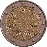 GRECIA 2 euro comemorativa 2014 Insule Ionice - UNC, Europa, Cupru-Nichel