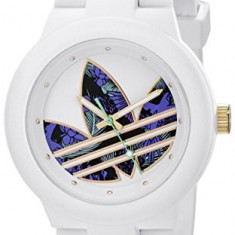 Adidas Women's ADH3018 Aberdeen White Stainless | 100% original, import SUA, 10 zile lucratoare af22508 - Ceas dama Adidas, Casual, Quartz, Silicon, Analog