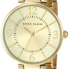 Anne Klein Women's AK 1788CHGB Gold-Tone   100% original, import SUA, 10 zile lucratoare af22508 - Ceas dama