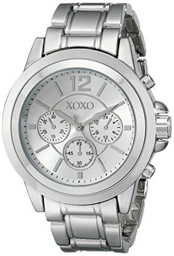 XOXO Women's XO5588 Silver-Tone Bracelet Watch | 100% original, import SUA, 10 zile lucratoare af22508 foto mare