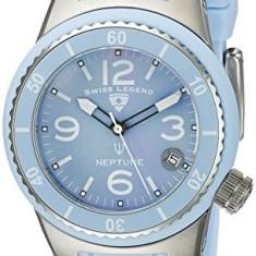 Swiss Legend Women's 11840P-012-MOP Neptune Light | 100% original, import SUA, 10 zile lucratoare af22508 - Ceas dama Swiss Legend, Analog
