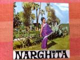 NARGHITA Muzica indiana pop melodii Indiene disc single vinyl 45 edc electrecord, VINIL