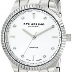 Stuhrling Original Women's 607L 01 Symphony | 100% original, import SUA, 10 zile lucratoare af22508 - Ceas dama Stuhrling, Elegant, Quartz, Analog