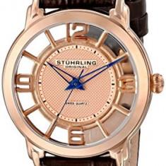 Stuhrling Original Women's 360L 1245K14 Classic | 100% original, import SUA, 10 zile lucratoare af22508 - Ceas dama Stuhrling, Elegant, Mecanic-Automatic, Analog