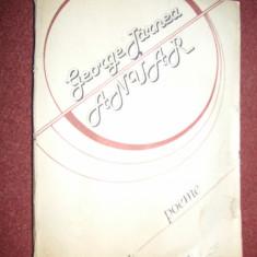 Anuar - George Tarnea (dedicatie, autograf) - Carte Editie princeps